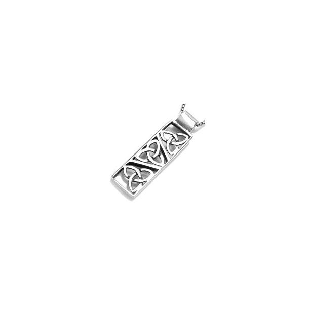Triquetra - Treenighedssymbolet - 32mm - u/kæde