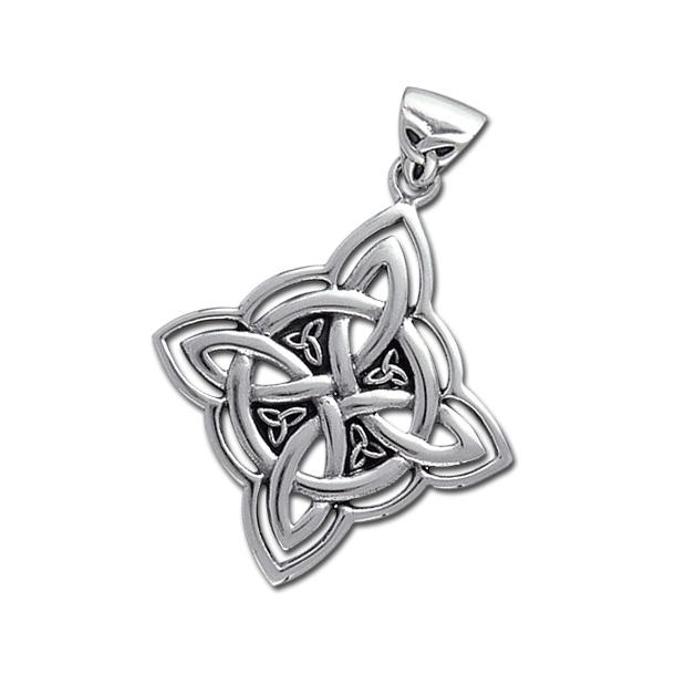 Keltisk Livshjul - u/kæde