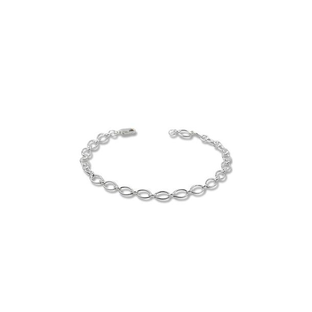 sølv armbånd dame